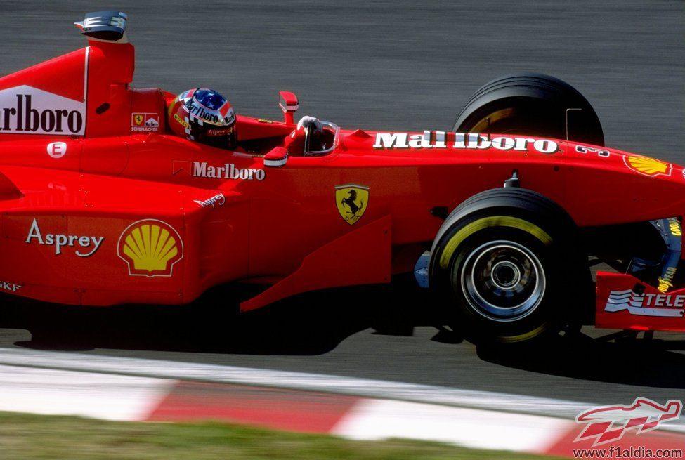 Derrota en Japón y título para Mika Häkkinen