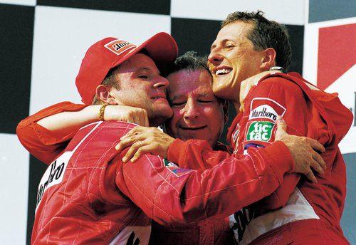 Cuarto campeonato del mundo en 2001