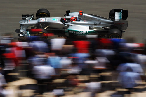 La no pole en el Gran Premio de Mónaco de 2012