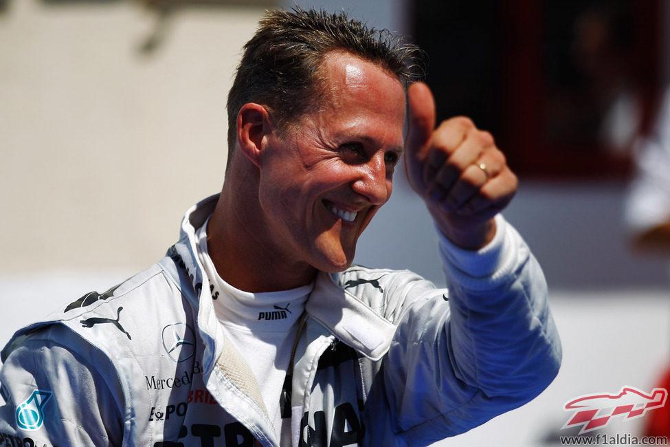 ¡El último podio en Valencia!