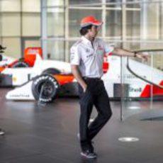 Un paseo por el McLaren Technology Center