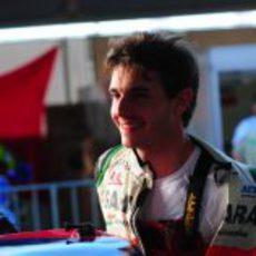 Jules Bianchi logró la victoria de la primera carrera del 'Desafio das Estrelas' 2013