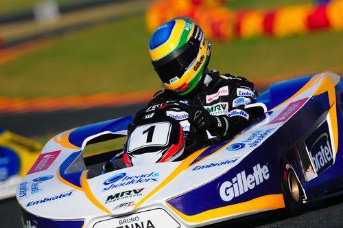 Bruno Senna compite en el Desafio das Estrelas