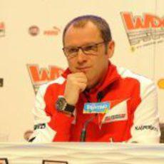Una pregunta para Stefano Domenicali