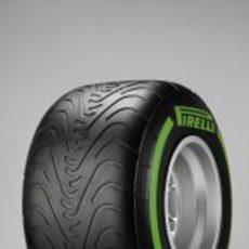 Neumático Pirelli intermedio para 2013