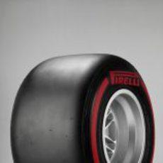 Neumático Pirelli superblando para 2013