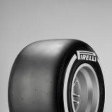 Neumático Pirelli medio para 2013