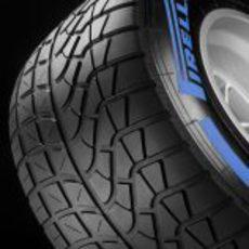 Perfil del neumático Pirelli de lluvia extrema para 2013