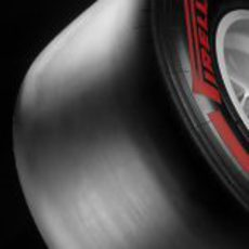 Perfil del neumático Pirelli superblando para 2013