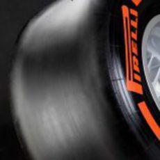 Perfil del neumático Pirelli duro para 2013