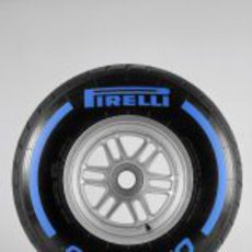 Pirelli de lluvia extrema para 2013