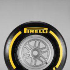 Pirelli blando para 2013