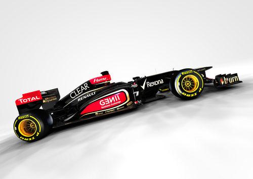 E21, el Lotus de la temporada 2013