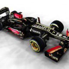 El nuevo Lotus E21, el arma de Enstone para la temporada 2013