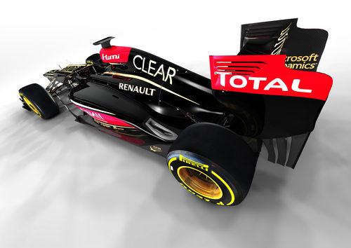 Lotus E21, el monoplaza de Räikkönen y Grosjean para 2013