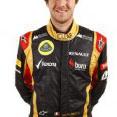Davide Valsecchi, nueva incorporación de Lotus para 2013