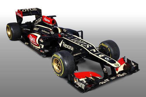 E21, el monoplaza de Räikkönen y Grosjean para 2013