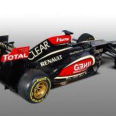 Lotus E21, el arma de Enstone para la temporada 2013
