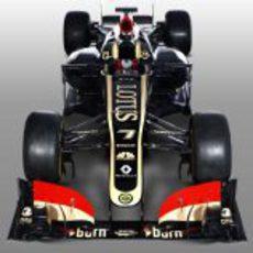 Lotus E21, el monoplaza de Enstone para la temporada 2013