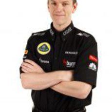 James Allison, director técnico del equipo Lotus en 2013