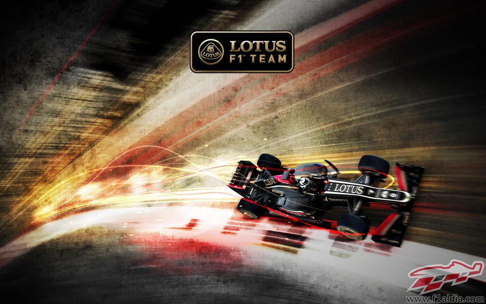 Lotus E21 - Fondo de pantalla 2