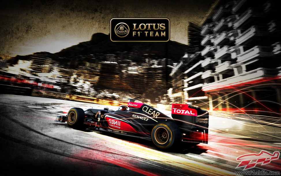 Lotus E21 - Fondo de pantalla 4