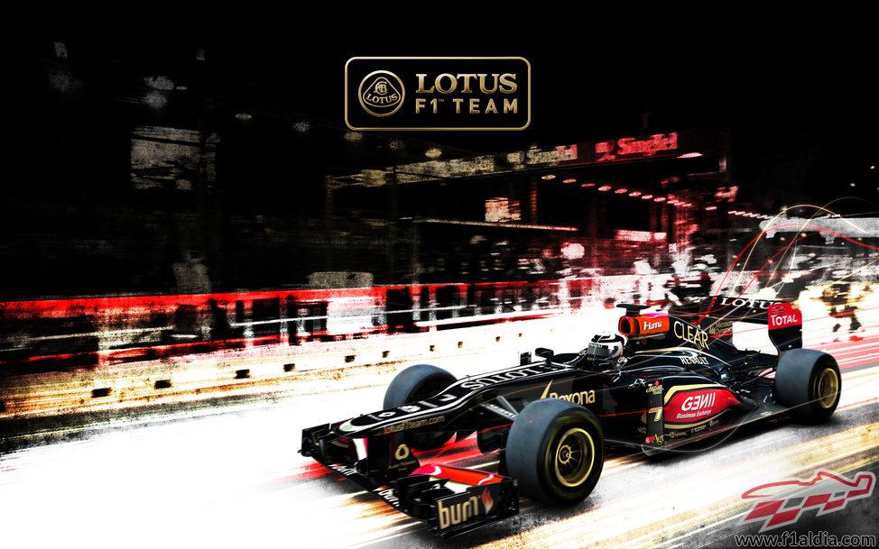 Lotus E21 - Fondo de pantalla 6