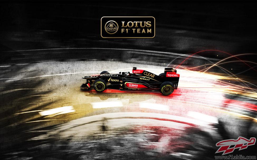 Lotus E21 - Fondo de pantalla 7