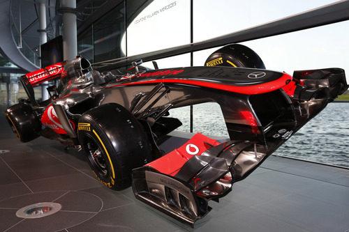 McLaren MP4-28, el monoplaza de Woking para la temporada 2013