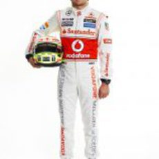 Sergio Pérez, piloto de McLaren para la temporada 2013