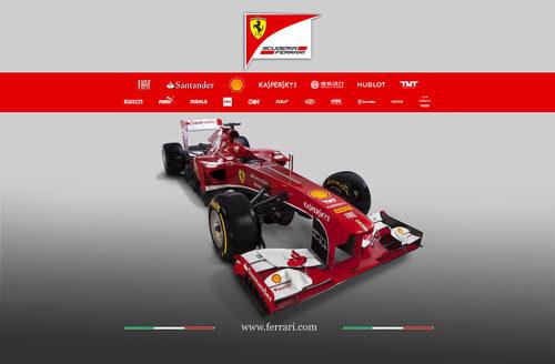 Ferrari F138, el nuevo monoplaza de Maranello para 2013