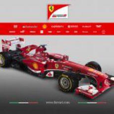 Así es el Ferrari F138, el monoplaza de Maranello para la temporada 2013