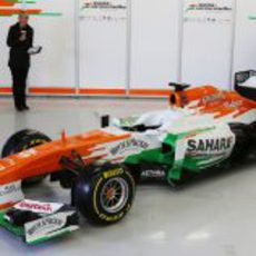 VJM06, el monoplaza de Force India para la temporada 2013