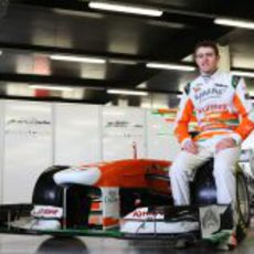 VJM06, el monoplaza de Force India para 2013