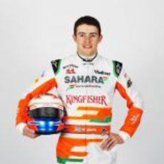 Paul di Resta, piloto de Force India para la temporada 2013