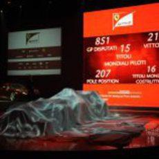 El F138 tapado y las estadísticas históricas de Ferrari