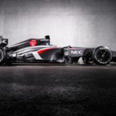 Sauber C32, el nuevo monoplaza del equipo de Hinwil para 2013