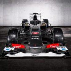 C32, el monoplaza de Sauber para la temporada 2013