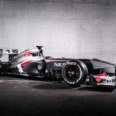 Así es el Sauber C32, el monoplaza de Hinwil para 2013