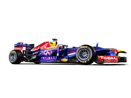 Red Bull RB9, el monoplaza de Milton Keynes para la temorada 2013