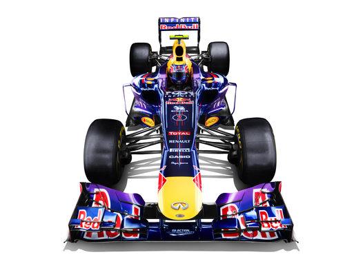 Red Bull RB9, el monoplaza de Vettel y Webber para 2013