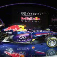 Presentación del Red Bull RB9 en Milton Keynes