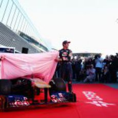 Daniel Ricciardo y Jean-Eric Vergne destapan el Toro Rosso de 2013