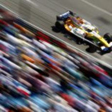 Fernando Alonso en Monte-Carlo