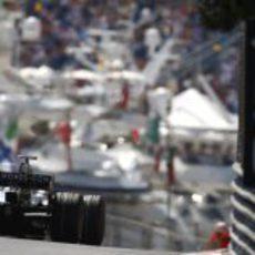 Nico Rosberg clasifica