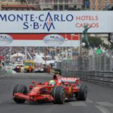 Felipe Massa clasifica