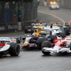 Gran Premio de Mónaco 2008: Domingo