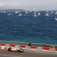 Alonso en clasificación