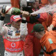 Hamilton, ganador en Mónaco