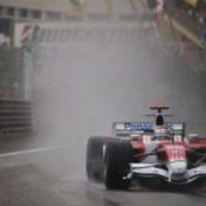 Jarno Trulli en Mónaco